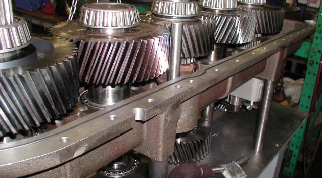 Marmon Herrington Parts: New, Used and Rebuilt Marmon